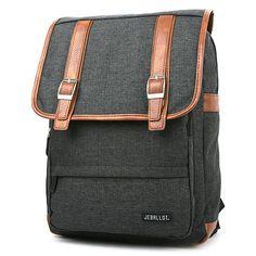 Mens School Bag for Laptop College Book Backpack 1539