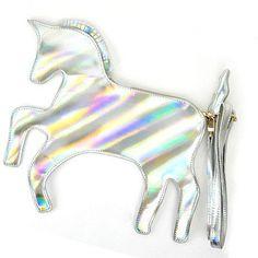 Holografic Unicorn handbag - Bolsa de mão Holografic Unicorn www.wrongwaystore.com