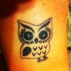 Owl Tattoos | View More: Owl Tattoos