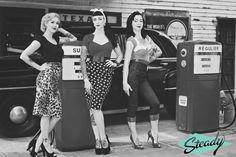 Greaser girls. Gotta love em!