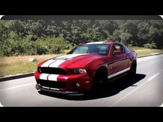 Jay Leno's Garage: 2013 Ford Mustang Boss 302, Shelby GT500