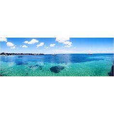 enjoying my week stay at rottnest island  western australia  let the fun begin!  #westernaustralia #rottnestisland #panorama #island #paradise #australia #coralreefs #beauty #heaven #clearblue #clearwaters #waters #nofilter by carmsie_stander http://ift.tt/1L5GqLp