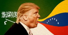 The is slapping sanctions on Venezuela and selling billions in arms to Saudi Arabia.