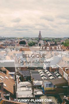 Une idée de citytrip original : partez à la découverte de Tournai, la cité aux 5 clochers, en #Belgique. Prague, Destinations, Voyage Europe, Hostel, Art History, Travel Guide, Paris Skyline, Articles, City