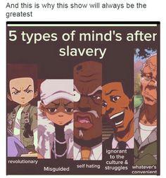 Black Cartoon Characters, Black Girl Cartoon, Fact Quotes, Mood Quotes, Funny Tweets, Funny Relatable Memes, The Boondocks Cartoon, Black Memes, Black Art Pictures