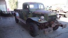 "1952 Dodge Power Wagon WDX with winch…..""runs & drives & stops"", Oregon title. New orig. type upholstery. New wood bed and spare tire mount bracket, good running boards and new windshield and side glass. Xlnt body….no cancer. $16,950 David 714 310 9934, Palm Desert, Ca., dbolts@aol.com"
