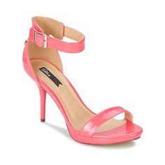 Blink DIVINA Coral - Chaussure pas cher avec Shoes.fr ! - Chaussures Sandale Femme 35,00 €