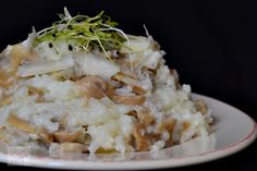Sarmale in foi de varza, la slow cooker - CAIETUL CU RETETE Spinach Stuffed Chicken, Penne, Risotto, Mashed Potatoes, Crockpot, Slow Cooker, Ethnic Recipes, Cheesecake, Food
