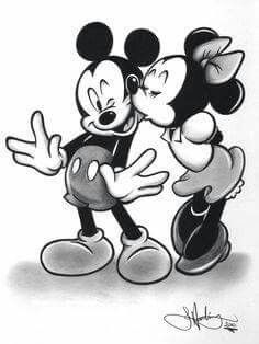 Cutest Disney couple Mickey n Minnie Walt Disney, Disney Mickey Mouse, Disney Magic, Mickey Mouse E Amigos, Retro Disney, Mickey Love, Mickey Y Minnie, Mickey Mouse And Friends, Cute Disney