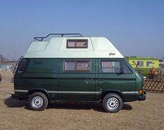 Reimo VW T3 Campingbus mit Hochdach