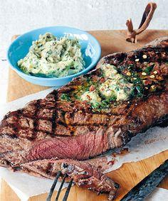 Gotta eat more red meat!! (2-3xweek) Sirloin steak