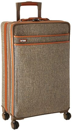 Hartmann Tweed Collection Medium Journey Expandable Spinner * Click image for more details. (This is an Amazon Affiliate link and I receive a commission for the sales)