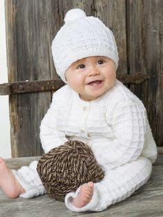 Knitted Baby Top for Novita Teddy Bear Novita Knits - 999999999 Knitting For Kids, Baby Knitting, Knitted Baby, Knit Crochet, Crochet Hats, All Things Cute, Baby Things, Baby Sweaters, Beautiful Dolls
