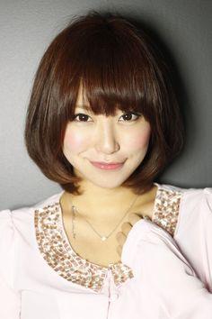AFLOAT JAPANのヘアスタイル | ピンキーボブ☆☆年末年始キャンペーン開催中☆☆ | 東京都・銀座の美容室 | Rasysa(らしさ)