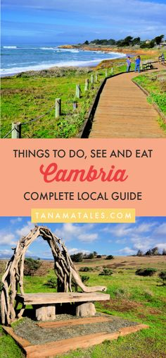 Amazing Things to Do in Cambria, California - Travel Destinations 2019 Cambria California, California Coast, California Travel, San Luis Obispo California Things To Do, Monterey California, Central California, Vacation Places In Usa, Places To Travel, Travel Destinations