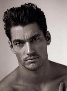 Fashion Designer: Homenaje a David Gandy By Dolce & Gabbana David Gandy, David Beckham, Look Man, Ideal Man, Perfect Man, Male Face, Male Beauty, Gorgeous Men, Beautiful People