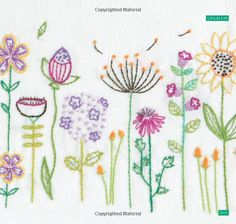 Embroidery Pour Le Jardinier: 100 French Designs For The Gardener: Sylvie Blondeau: 9780062222657: Books - Amazon.ca