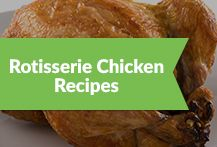 Quick and easy recipes where the featured ingredient is a chicken. Rotisserie Chicken, Quick Easy Meals, Easy Recipes, Chicken Recipes, Beef, Dinner, Food, Chargrilled Chicken, Easy Punch Recipes