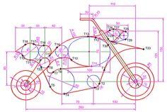 Transformaciones geométricas. Polígonos y tangencias: Potencia |