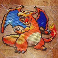Pokemon perler beads by perlpop