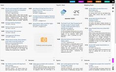 binpad, novel user interface, visualization technology, content organization, hierarchical information, information organization