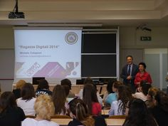 Cerimonia di apertura Ragazze Digitali 2014