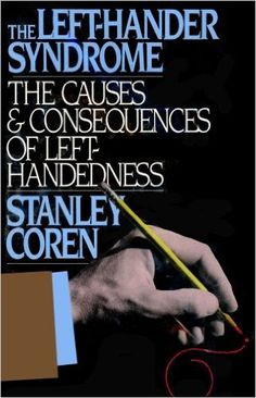 Left-handedness is a complex psychological and neurological phenomenon. Recent research suggests that left-handed people encounter psychological problems and have a shorter life expectancy, but display greater intelligence and creativity in some spheres. This book examines the phenomenon, considering the various difficulties that left-handed people face in a world designed for right-handed people and suggesting ways in which things can be made more comfortable and safer for them.