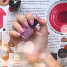 Love this varnish so much - the perfect lilac-pink 💗💅 #chanel #chanelnails #chanelsweetlilac #sweetlilac #bblogger #blog #bbloggers #beauty #beautyblogger #fblogger #fbloggers #nailvarnish #nailpolish #naillook #purple #lilac #purplenails #lilacnails #nails @chanelofficial