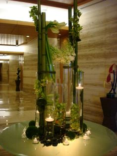 BAYFRONT FLORAL #LOBBY
