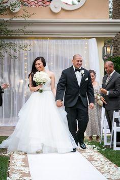 Timeless Wedding at the JW Marriott Las Vegas