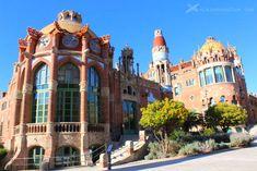 Detallamos nuestra reciente visita al Recinto Modernista de Sant Pau en Barcelona, para que lo disfrutéis en vuestro viaje tanto como nosotros o más, y os pueda servir de guía  #HospitaldeSantPauenBarcelona #HospitalSantPau #santpau #bcnmodernista #santpaubarcelona
