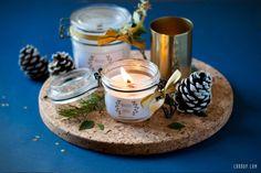 Idée cadeau : les bougies parfumées à faire soi-même : le tuto !
