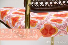 Reupholstered Cantil