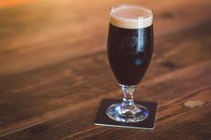 Dark Beer Wednesdays aren't a thing yet. But they will be! Just you wait!