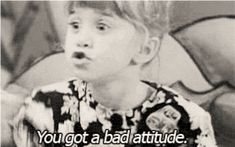 17 Times Michelle Tanner Was The Ultimate #GIRLBOSS #refinery29 http://www.refinery29.com/michelle-tanner-full-house-quotes#slide-10 When Teddy said Comet was a dog and not a dinosaur.It's called imagination. Duh.