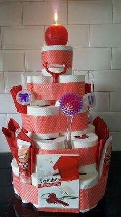 Housewarming taart