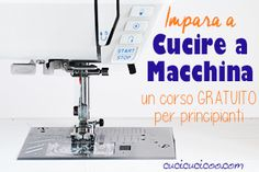Sewing For Beginners Learning Learn to machine sew with the Cucicucicoo FREE sewing course for beginners! Each lesson has a practical tutorial to use the new technique to make something you'll love! Sewing Lessons, Sewing Hacks, Sewing Projects, Sewing Tips, Sewing Ideas, Free Sewing, Hand Sewing, Burp Cloth Patterns, Pdf Patterns