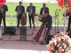 "2009 Mariachi Spectacular Mass - Mariachi Nuevo Tecalitlan - Harp Solo ""Piano"""