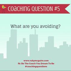 Coaching Questions - www.rubymcguire.com