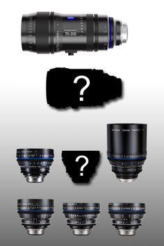Zeiss Teases New Lenses, IBC 2012