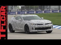 2015 vs 2016 Chevy Camaro Race Track Review (TFL Total Download #4)