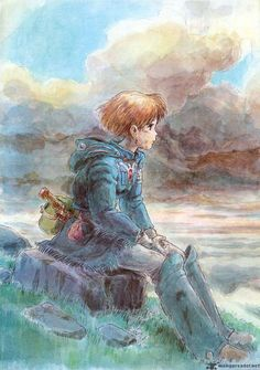 Nausicaa of the Valley of the Wind 5 - Read Nausicaa of the Valley ...