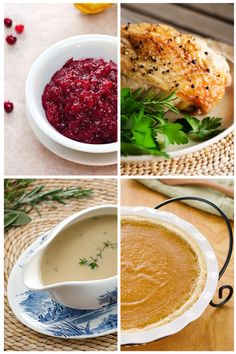 55 Paleo Thanksgiving Recipes - all are gluten-free and grain-free.   http://cookeatpaleo.com/55-paleo-thanksgiving-recipes/