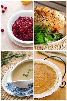 55 Paleo Thanksgiving Recipes| http://cookeatpaleo.com/55-paleo-thanksgiving-recipes/