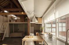 Обновление дома в Пекине по проекту студии OEU-ChaO