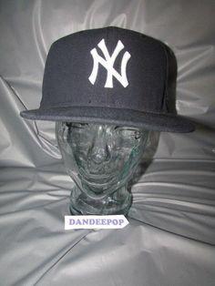 01a300d5bf7 New York NY Yankees Logo Black Inaugural Season World Series 2009 59Fifty  On fld  NewYorkYankees