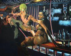 Nicolas Curmer - Le Bar des Artistes
