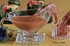 Dulce y Salado: Fumet de Marisco