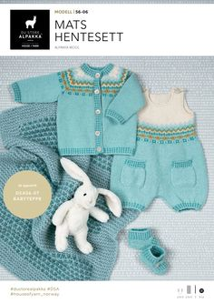 Bilderesultat for mats hentesett Knitting For Kids, Baby Knitting Patterns, Knitting Stitches, Knitting Yarn, Baby Barn, Knitted Baby Clothes, Baby Sweaters, Knitted Blankets, Beautiful Babies
