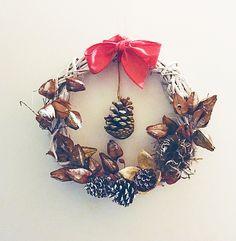 Wreath,  chrismas , karácsony, koszorú
